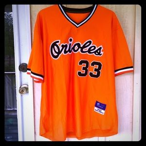 Baltimore Orioles Jersey #33 Eddie Murray